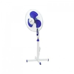 Вентилятор Binatone SF-1601 белый-синий