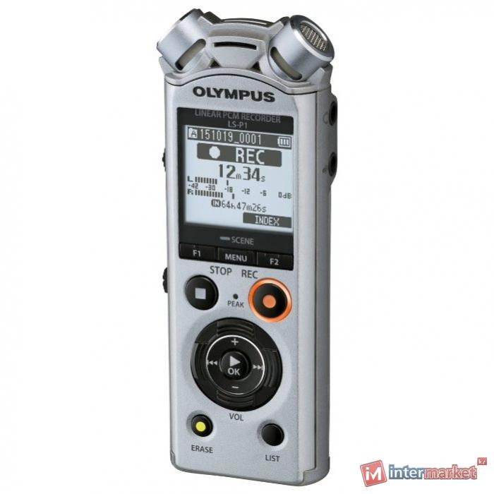 Портативный рекордер Olympus LS-P1