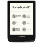 Электронная книга PocketBook PB627-H-CIS черный