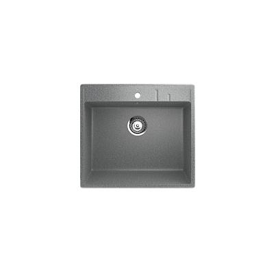 Врезная кухонная мойка EcoStone ES 15 309 (темно-серый)