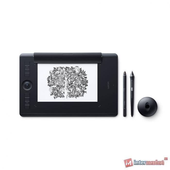 Графический планшет, Wacom, Intuos Pro Medium R/N (PTH-660)