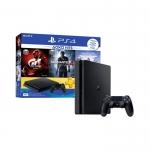 Игровая консоль Sony PlayStation 4 Slim 500GB + Horizon Zero Dawn + Gran Turismo Sport + Uncharted 4
