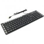 Клавиатура Defender OfficeMate MM-810,Slim, Black, USB