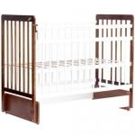 Кровать детская Bambini Евро стиль М 01.10.05 Светлый орех+Белый