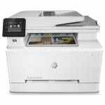 МФУ HP 7KW74A Color LaserJet Pro MFP M283fdn, A4, печать 600x600dpi, сканер 1200x1200dpi, копир 600x600dpi, факс 300x300