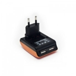 Зарядка USB 220В Lightning Power LP-T057B