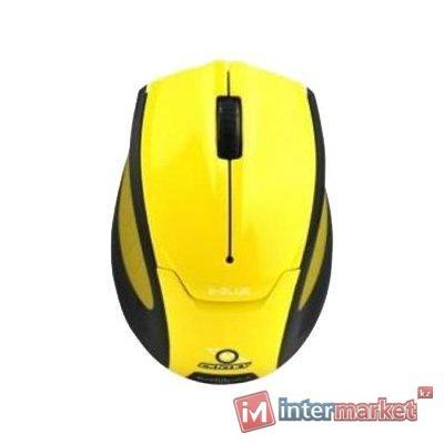 Мышь E-Blue Extency EMS104YE, (Жёлтый)
