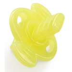Прорезыватель силиконовый в футляре Happy Baby Silicone Teether in Case 20022 Lime