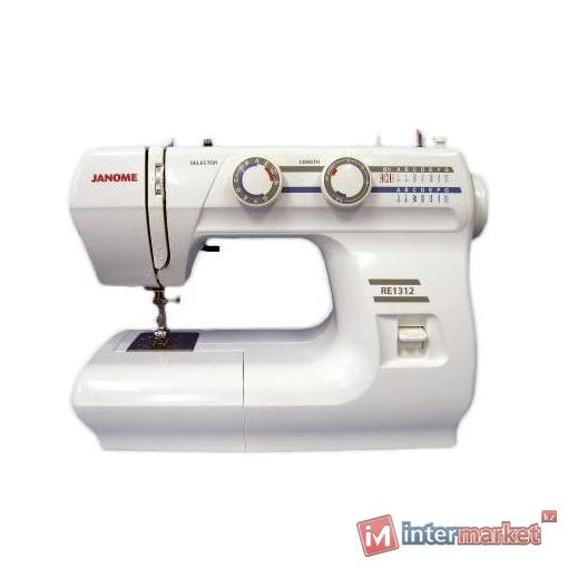Швейная машина Janome RE-1312