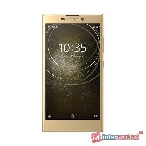 Смартфон Sony Xperia L2, Gold