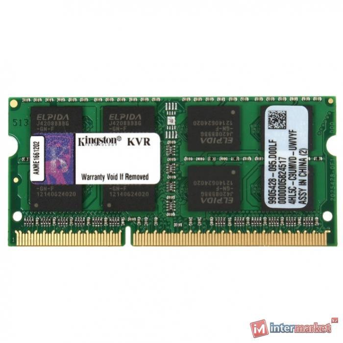 Оперативная память Kingston KVR16S11/8, Box