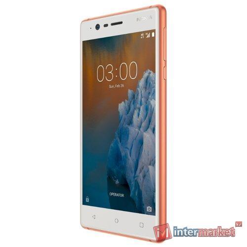 Смартфон Nokia 3 Dual sim, Copper