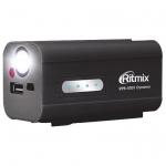 Зарядка для мобильных устройств с аккумулятором Ritmix RPB-5001 Dynamo, black