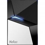 Жесткий диск SSD внешний 480GB Netac Z7S/480GB черный-серый